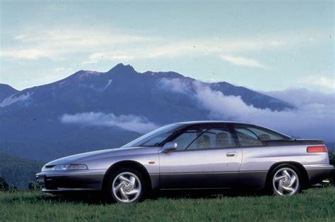 subaru svx why the subaru svx is a proper 90s hero car
