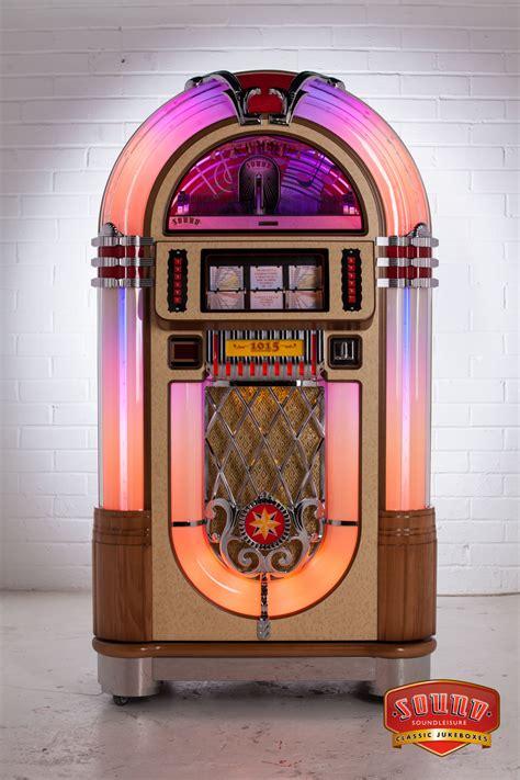 sound leisure  slimline cd jukebox liberty games