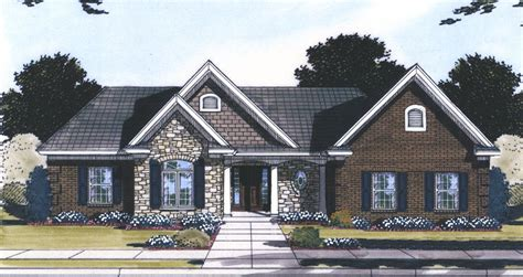 transitional house plan    bedrm  sq ft