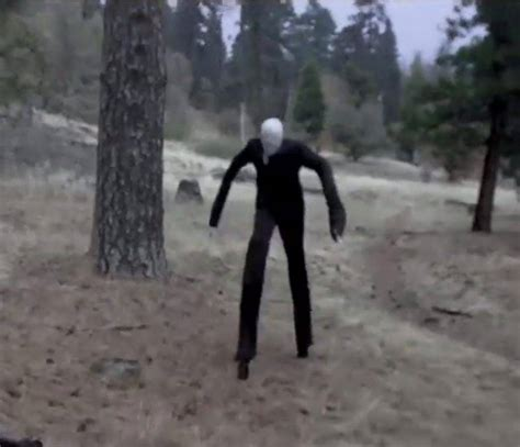Slender Man Real Ghost Sightings