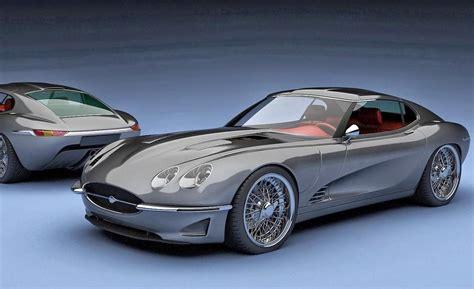 The Lyonheart K Is The Next Generation Jaguar E-type