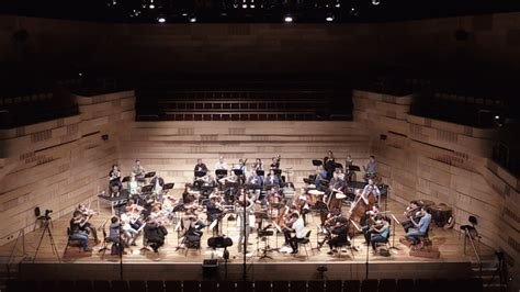 chambre orchestra live in the studio brahms 39 third symphony australian