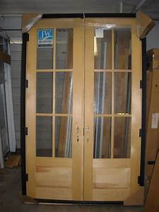 French doors exterior wood wwwimgkidcom the image for French doors wooden exterior