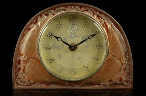 1000+ Images About Lalique Clocks On Pinterest