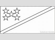 Colouring Book of Flags Australasia and the South Pacific