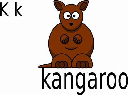 Kangaroo Clip Clker Clipart
