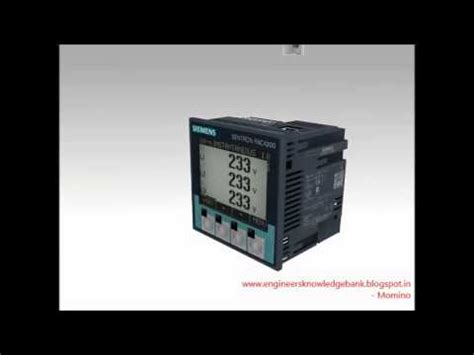 sentron pac4200 from siemens
