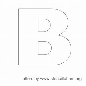 gallery for gt big alphabet stencils With huge letter stencils