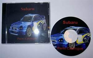 Subaru Electronic Parts Catalogue  Epc  On Cd