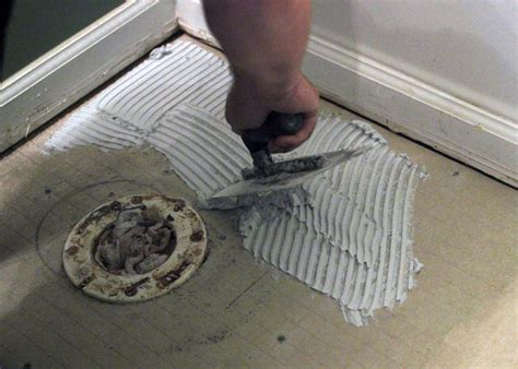 how to lay shower tile how to install bathroom floor tile how tos diy