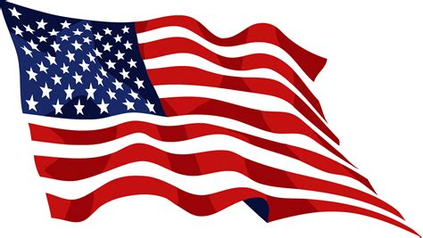 American Flag Clip Art Images Free Download🤷
