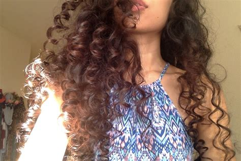 Heatless Spiral Curls