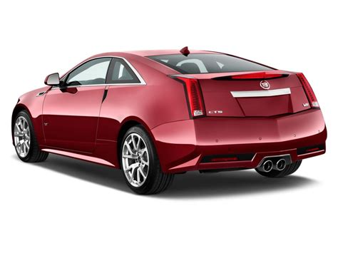 cadillac two door image 2014 cadillac cts v 2 door coupe angular rear