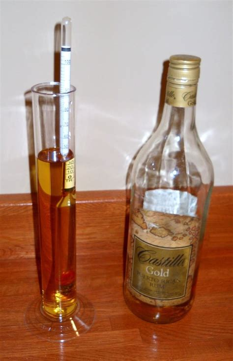 Proof & Tralle % Alcohol Hydrometer For Moonshine Still And Distilled Spirits Ebay
