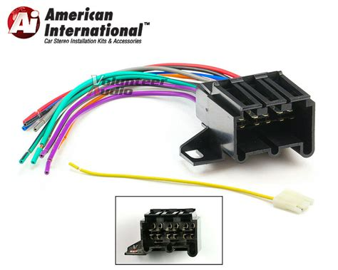 For Gm Radio Wiring Harnes Connector by Early Gm Car Stereo Cd Player Wiring Harness Wire