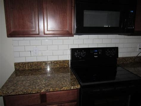 how to do a backsplash in kitchen do it yourself kitchen backsplash bukit