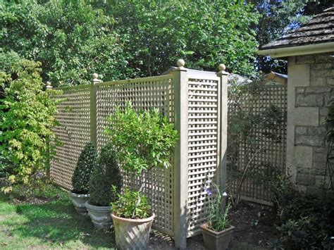 decorative garden fence ideas picture 23 astonishing