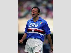 My Favourite Kit Sampdoria 199092 Who Ate all the Pies