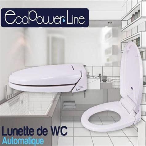 lunette de wc automatique maison et entretien confort eclairage suisse t 233 l 233 achat suisse