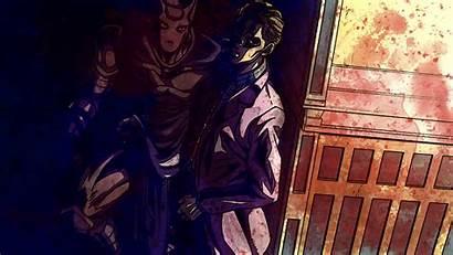 Jojo Bizarre Adventure Killer Queen Kira Yoshikage