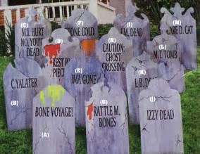 Funny Halloween Tombstone Sayings Images by Halloween Tombstones Best Images Collections Hd For