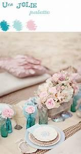 bleu canard bleu ciel et rose poudre a in weddingland With nice mariage des couleurs avec le gris 0 couleurs de mariage tendance e5