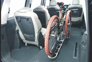 Porte Velo 308 : porte velo interieur 1 velo pour vehicules particuliers ~ Mglfilm.com Idées de Décoration