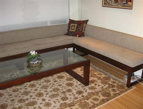 Livingroom Bench by Living Room Bench Seating And Coffee Table Contemporary