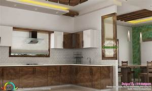Dining, Kitchen, Living, Room, Interior, Designs