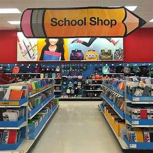 The Back Store : 5 tips for successful school supply shopping targetbts2015 ~ Markanthonyermac.com Haus und Dekorationen