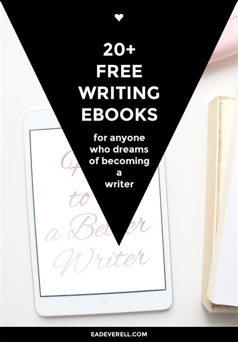 Writer Free by 20 Free Writing Ebooks To Become A Better Writer
