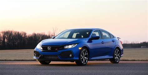 2017 Honda Civic Si Arrives Tomorrow At 24 775 The