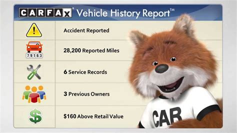 What Does A Carfax Report Show You? Youtube
