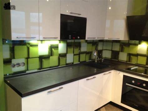 modern kitchen glass backsplash colorful glass backsplash ideas adding digital prints to 7708