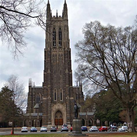 duke university cathedral photograph  elizabeth coats