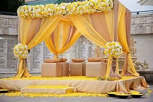 Wedding Mandap Decor - Inspiration - Theknotstory
