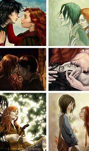 Lily qnd snape   Snape and lily, Snape, Harry potter