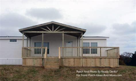deck shade options porch designs for mobile homes mobile home porches