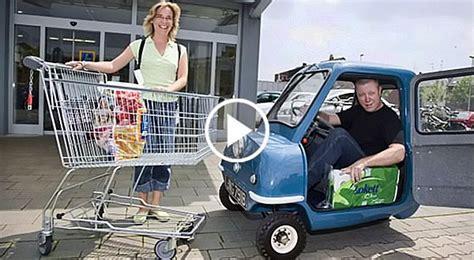 Tiny Car Big Dreams - Peel P50 Is The World's Smallest ...