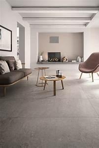 Pavimento/rivestimento in gres porcellanato effetto cemento X BETON By COTTO D'ESTE