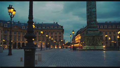 location  midnight  paris opening scene