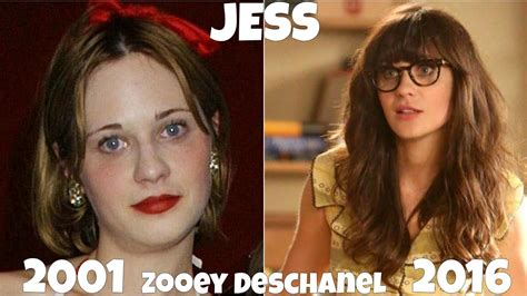 New Girl Tv Show Actors, Before And After They Were Famous