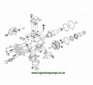 Bosch Cp3 Roller