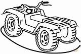Coloring Pages Polaris Rzr sketch template