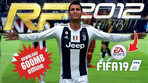 real football 2019 mod fifa 19 update kits