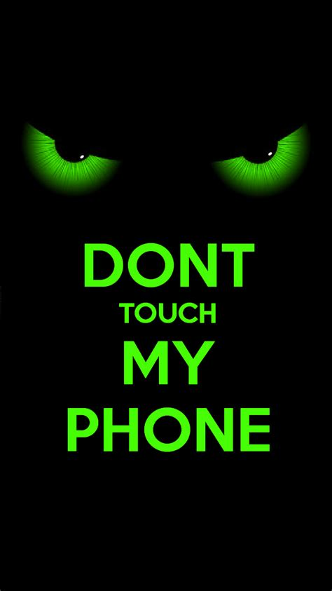 don t touch my phone wallpaper don t touch my phone wallpapers pixelstalk net