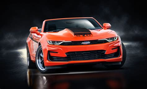 1,000 HP Yenko Camaro Is Now A Convertible | Muscle Cars ...