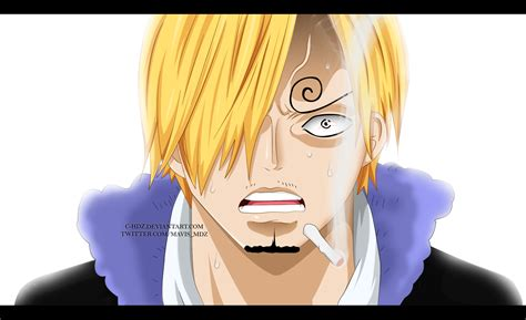 One Piece 812-vinsmoke Sanji By Mavishdz On Deviantart