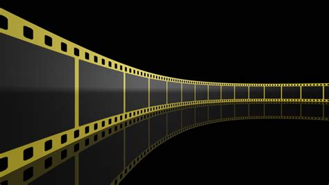 film strip motion background stock footage video
