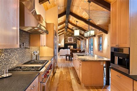 24 Kitchens with Jaw Dropping Cathedral Ceilings   Page 5 of 5